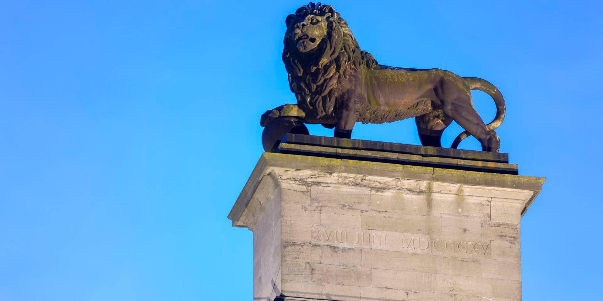 Pourquoi l'emblème de la Belgique est-il un Lion ?