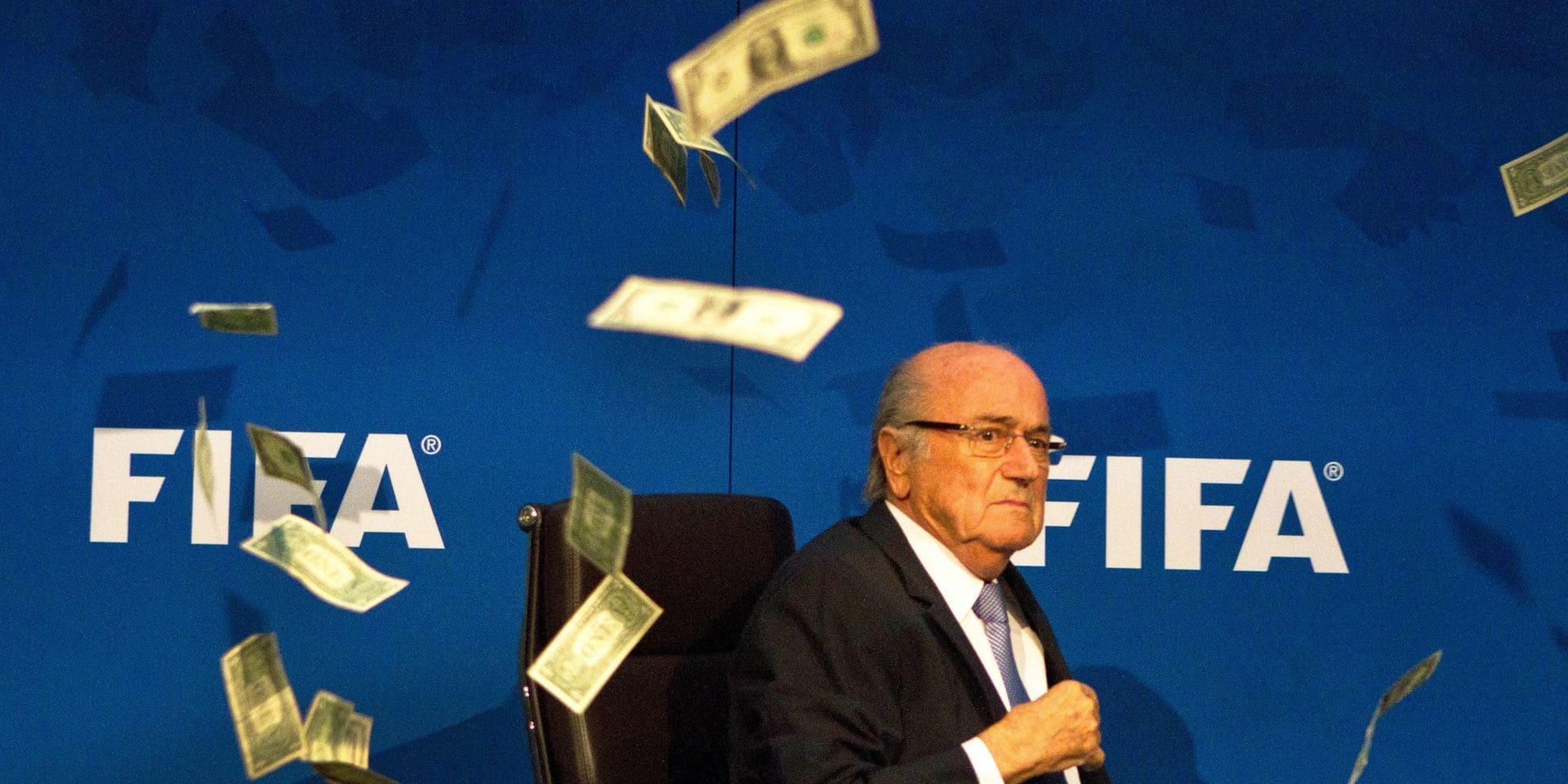 Joseph Blatter hospitalisé: son état de santé est jugé grave