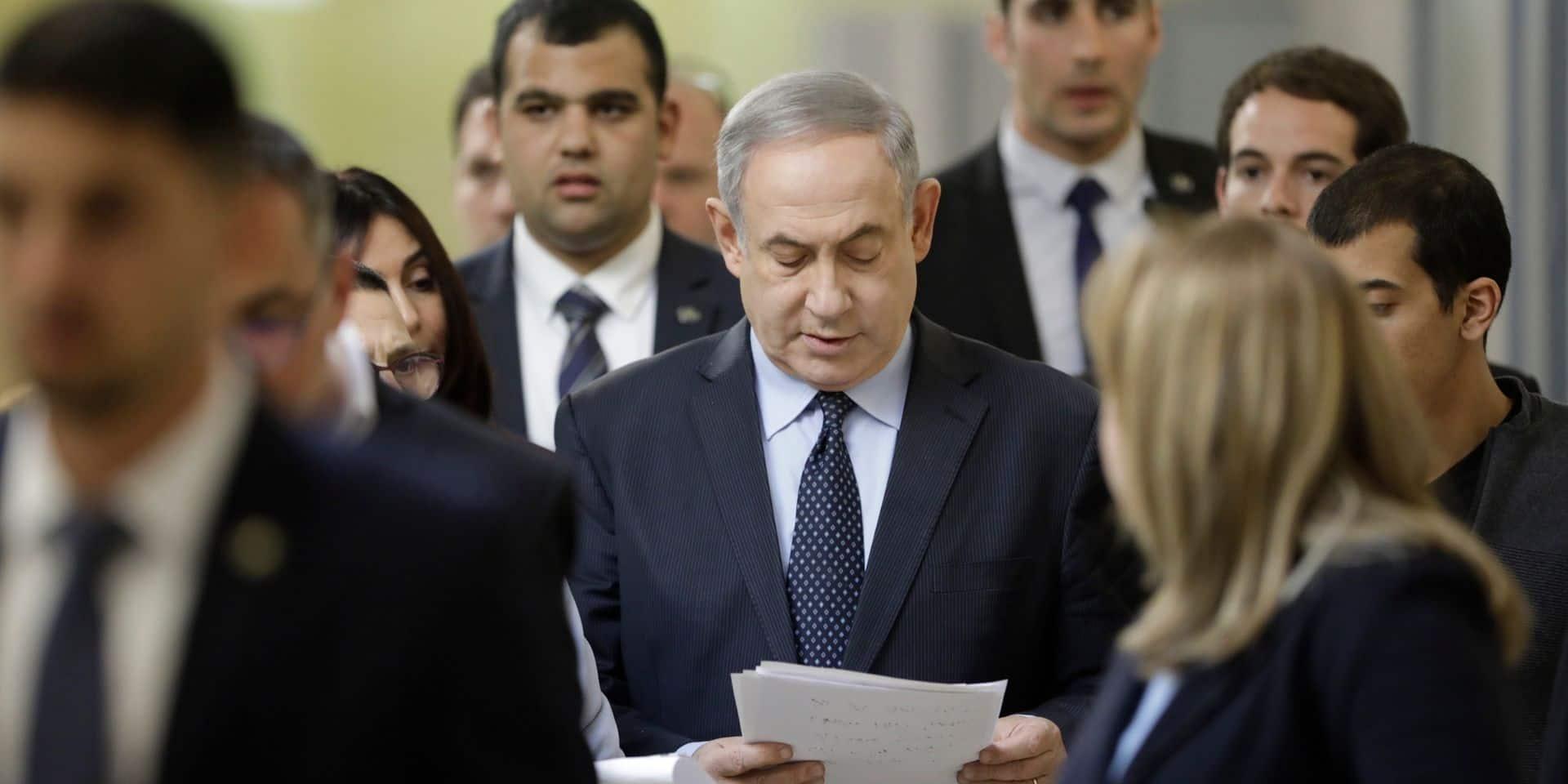 """Israël : les députés arabes traités de """"terroristes en costume"""""""