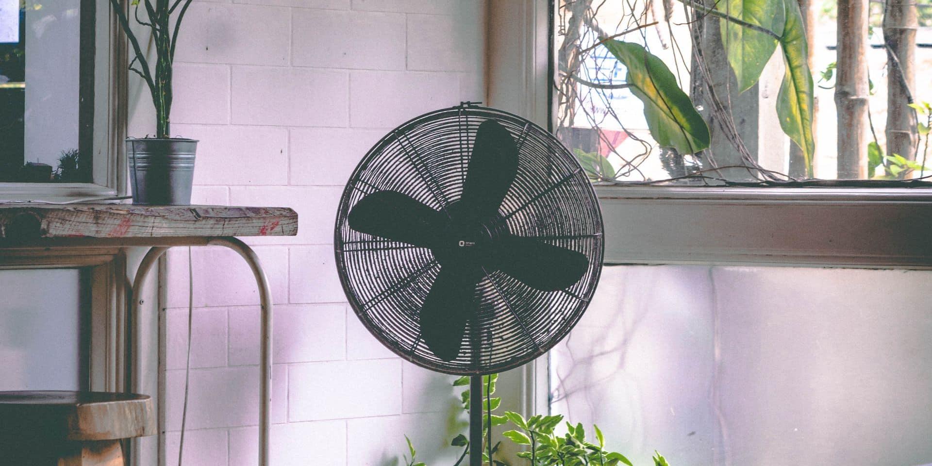 L'astuce toute simple et gratuite pour transformer son ventilo en climatiseur