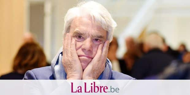French businessman Bernard Tapie at the courthouse (Palais de Justice) in Paris, France, on April 4, 2019. Photo by Patrice Pierrot/Avenir Pictures/ABACAPRESS.COM