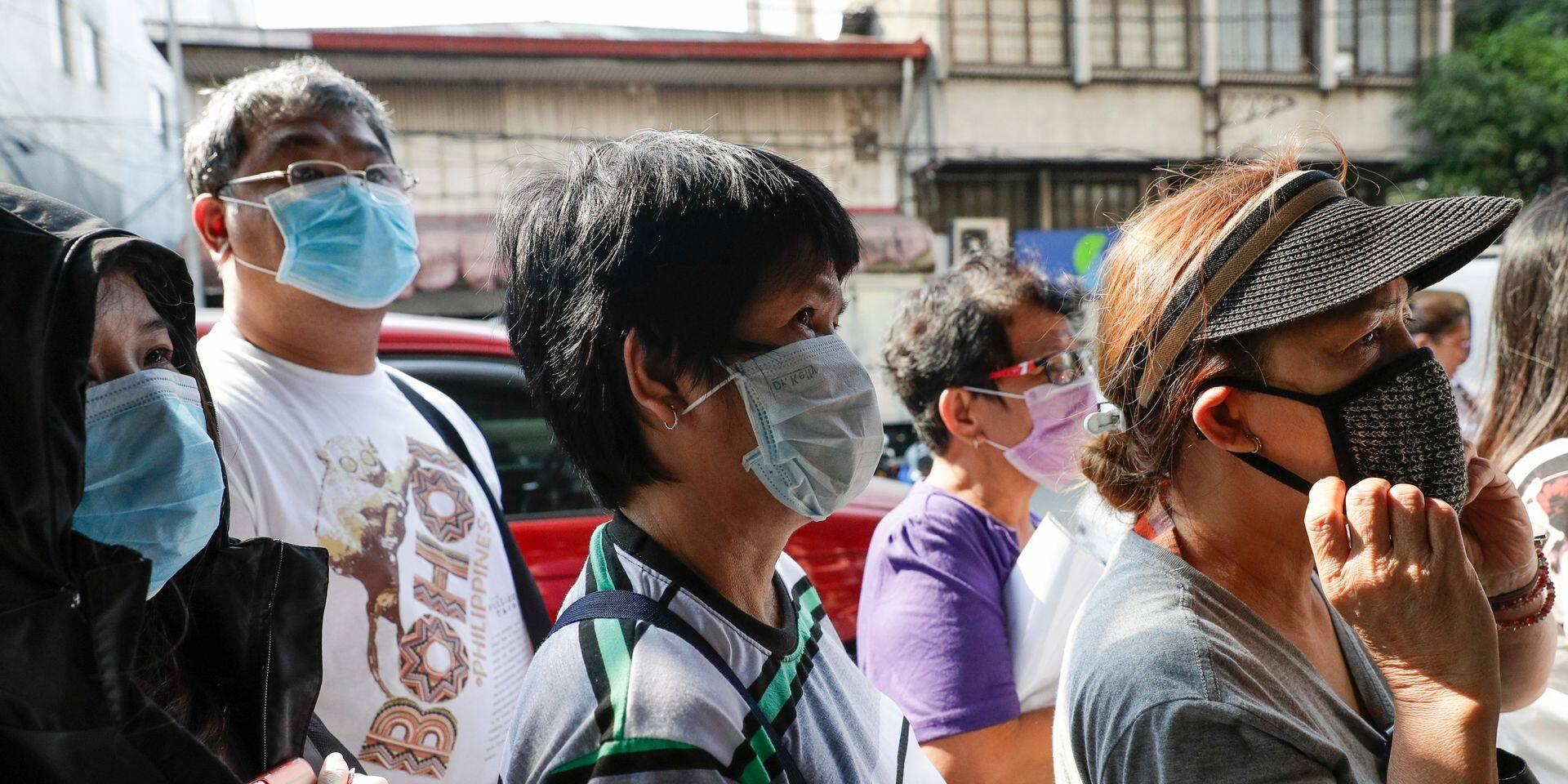Coronavirus: pour augmenter ses stocks de masques, Hong Kong fait pression sur la production en prison