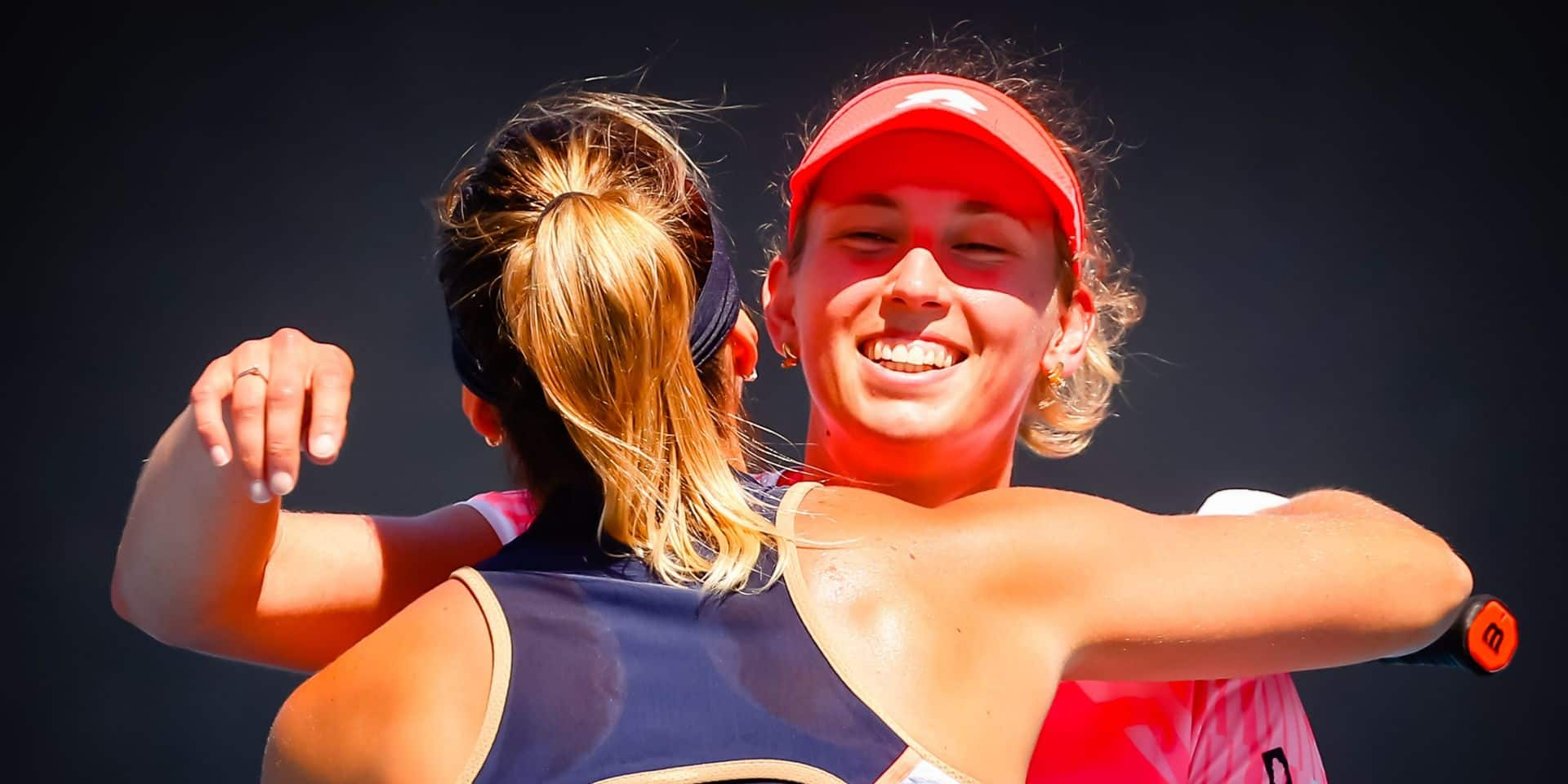 Open d'Australie: Elise Mertens et Aryna Sabalenka en finale du double à Melbourne