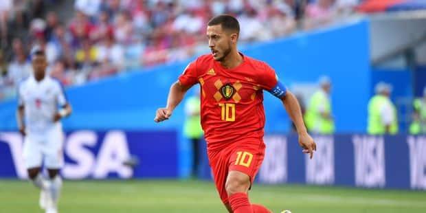 """""""Adversaire le plus talentueux"""", """"Hazard parmi les meilleurs du monde"""" : la presse brésilienne élogieuse envers la Belgi..."""