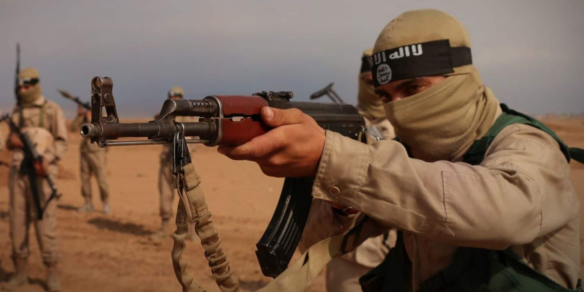 Encore plus de 10.000 combattants de l'EI en Syrie et en Irak