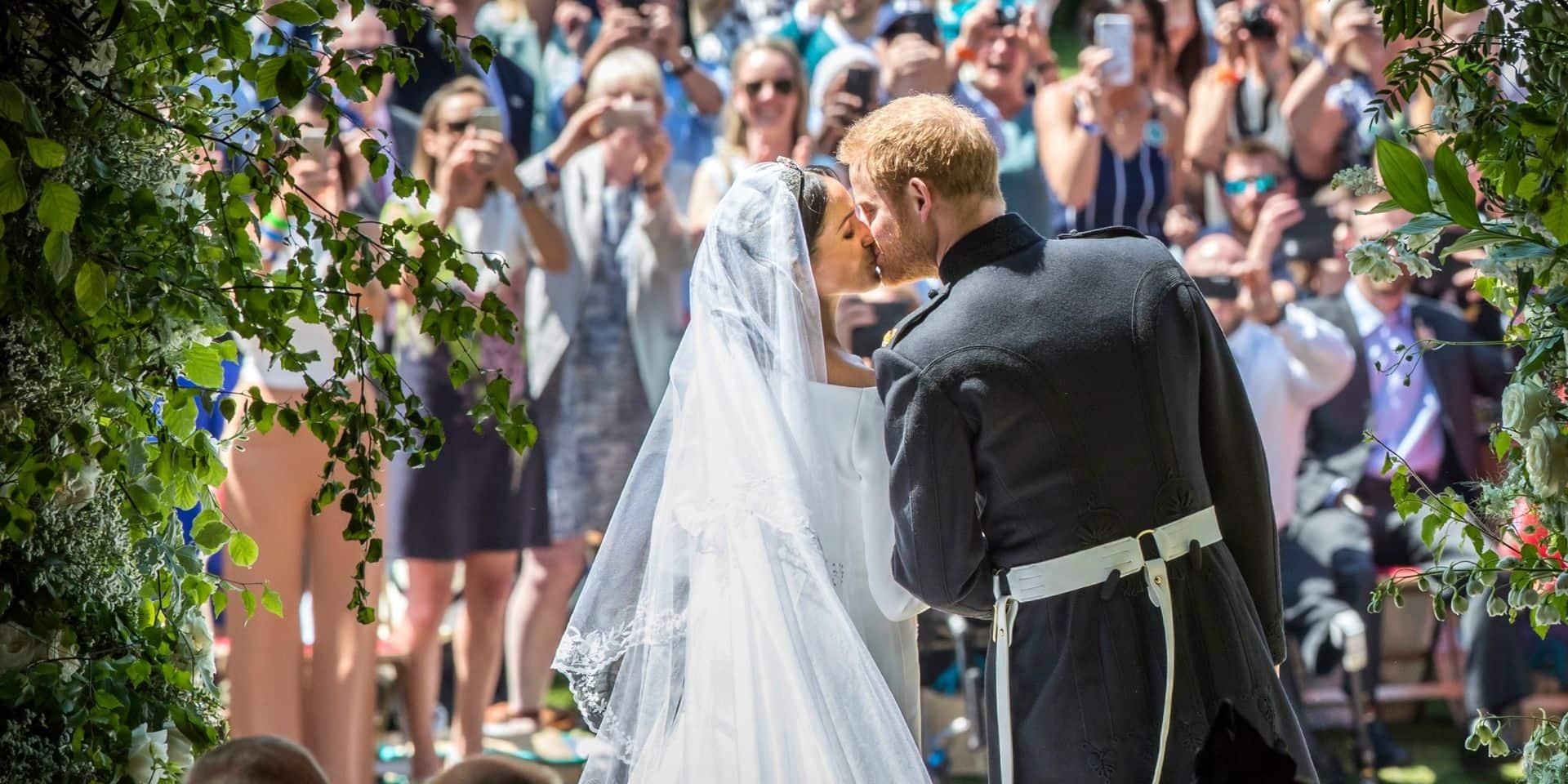 Meghan et Harry fêtent leurs 2 ans de mariage avec quatre clichés inédits